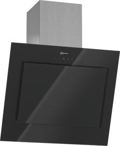 Neff DSL 3649 S (D36L49S0) Wandesse schwarz mit Glasschirm 60 cm