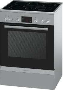 Bosch HCA 744350 EEK: A 60 cm Glaskeramik-Kochfeld Edelstahl