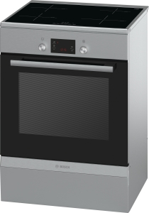 Bosch HCA 748450 EEK. A 60 cm Induktions Edelstahl