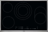 AEG HK 854870 XB Rapid-Kochfeld Autark Glaskeramik 80 cm