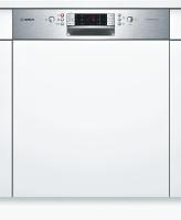 Bosch SMI 65 P 25 EU A++ 60 cm Integrierbar - Edelstahl