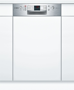 Bosch SPI 53 N 05 EU A+ 45 cm Integrierbar Edelstahl