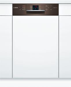Bosch SPI 58 N 04 EU A+ 45 cm Integrierbar braun