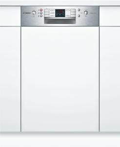 Bosch SPI 58 N 05 EU A+ 45 cm Integrierbar Edelstahl