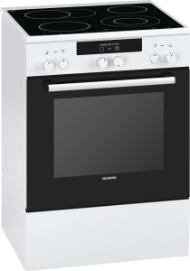 Siemens HA 724220 EEK: A 60 cm weiß Glaskeramik