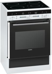 Siemens HA 854280 EEK: A Glaskeramik 60 cm weiß