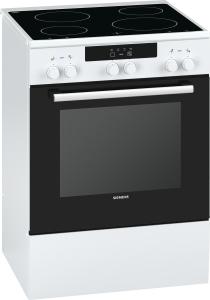 Siemens HA 422210 EEK. A Glaskeramik 60 cm weiß