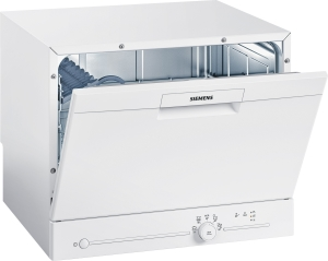 Siemens SK 25 E 203 EU A+ speedMatic Compact-Geschirrspüler