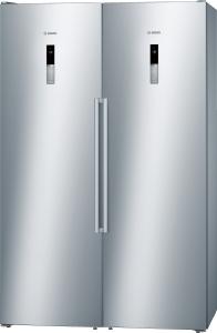 Bosch KAN 99 BI 30Side by Side A++Edelstahltüren (KSV36BI30, GSN36BI30 , KSZ36AL00)