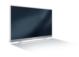 Grundig 22 VLE 5520 WG200Hz FullHD DVB-T/C/S EEK: A weiß