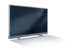 Grundig 22 VLE 5520 SG200Hz FullHD DVB-T/C/S EEK: A silber