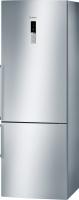 Bosch KGN 49 AI 32A++ Türen Edelstahl mit Anti-Fingerprint NoFrost
