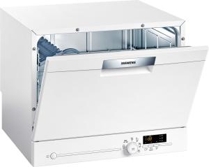 Siemens SK 26 E 221 EU A+ Auftischgerät 6 Maßgedecke weiß