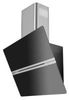 Amica KH 17207 E EEK: B 60 cm Glasschirm schwarz