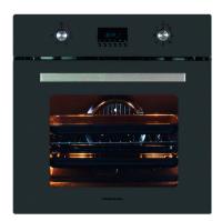 Termikel BO 6000 AN EEK: A 1-fach Teleskopauszug Glas-Design anthrazit
