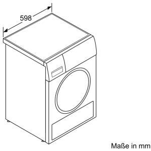 Bosch WTW 83260 A++ 7 kg Wärmepumpe