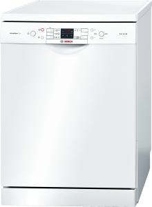 Bosch SMS 53 P 12 EU A++ 60 cm weiß