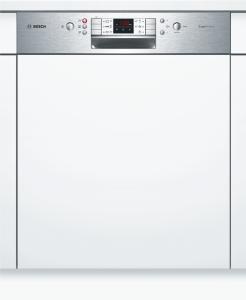 Bosch SMI 63 N 65 EU A+++ 60cm Zeolith Integrierbar Edelstahl
