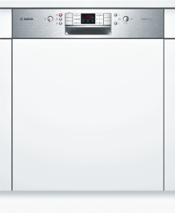Bosch SMI 68 N 35 EU A+ 60 cm VarioSchublade Integrierbar Edelstahl