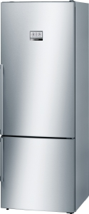 Bosch KGF 56 PI 40 A+++ NoFrost Edelstahl mit Anti-Fingerprint Home Connect