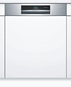 Bosch SMI 88 TS 06 D A+++ Exclusiv 60 cm Integrierbar Edelstahl Home Connect