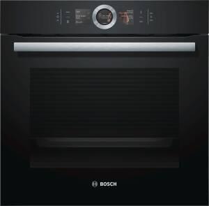 Bosch HBG 676 EB 6Pyrolyse Home Connect TFT-Touchdisplay Vulkan Schwarz vor. ab KW 22/2021