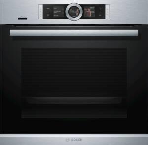 Bosch HBG 676 ES 6Pyrolyse Home Connect TFT-Touchdisplay Edelstahl