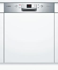 Bosch SMI 53 P 15 EU A++ 60 cm Integrierbar Edelstahl