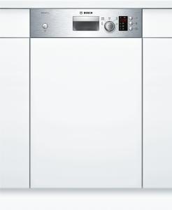 Bosch SPI 50 E 95 EU A+ 45cm Integrierbar Edelstahl