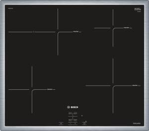 Bosch NIF 645 CB 1 MEdelstahl Induktion Exclusiv .inklusive 2-Mann-Service .bis in die Wohnung