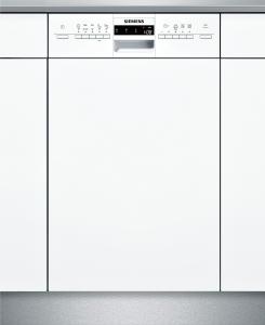 Siemens SR 55 M 286 EU A+ 45cm varioSchublade Integrierbar weiß