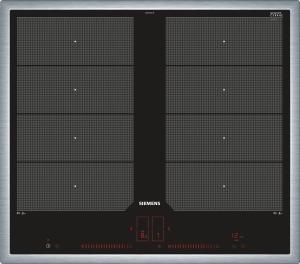 Siemens EX 645 LXC 1 E Autark 60 cm Induktions-Kochstelle Edelstahl