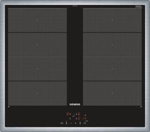 Siemens EY 645 CXB 1 E 60 cm Induktions-Kochfeld Edelstahl