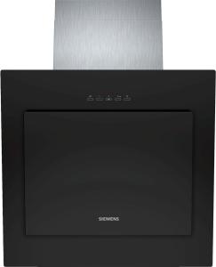 Siemens LC 56 KB 670 EEK: A 55 cm Wand-Esse Schwarz mit Glasschirm