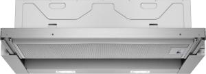 Siemens LI 64 LA 530 EEK: A 60 cm Flachschirmhaube Silbermetallic