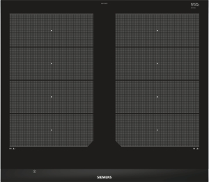 Siemens EX 675 LXE 1 E Autark 60 cm Induktions-Kochstelle Edelstahl