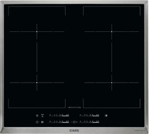 AEG HKE 64459 XB Autark Induktion 60 cm Edelstahlrahmen EXCLUSIV