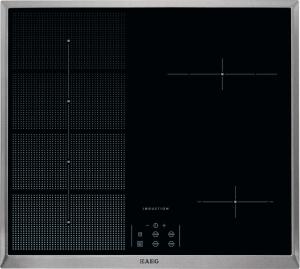AEG HEP 63400 XB 60 cm Induktion Edelstahlrahmen EXCLUSIV