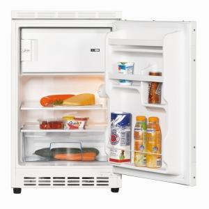 Amica UKS 16147 A+87 l weiß Unterbau-Kühlschrank dekorfähig