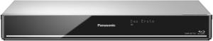 Panasonic DMR-BST 755 EGBlu-ray Recorder 500GB DVB-S 2 silber