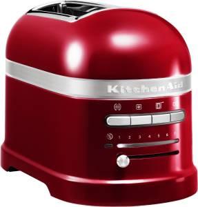 KitchenAid Artisan 5 KMT 2204 ECA Toaster liebesapfel rot