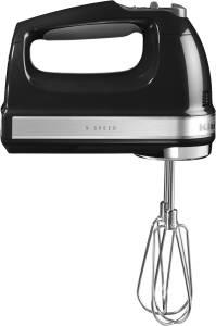 KitchenAid 5 KHM 9212 EOB Handmixeronyx schwarz