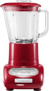 KitchenAid Artisan 5 KSB 5553 EER Standmixer empire rot