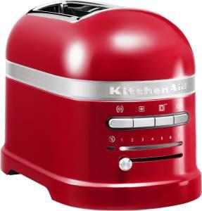 KitchenAid Artisan 5 KMT 2204 EER empire rot Toaster 2-Scheiben