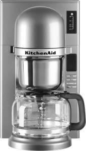 KitchenAid KCM 0802 ECU contur-silber Kaffeemaschine