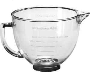 KitchenAid Glasschüssel 5 K 5 GB 4,9 l