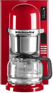 KitchenAid 5 KCM 0802 EER empire rot Kaffeemaschine