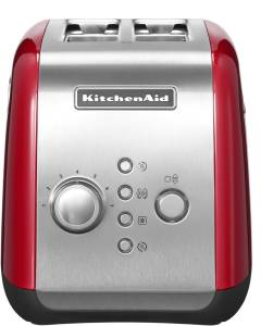 KitchenAid 5 KMT 221 EER empire rot Toaster 2-Scheiben