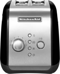 KitchenAid 5 KMT 221 EOB onyx schwarz Toaster 2-Scheiben
