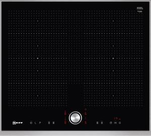 Neff TTT 6660 N(T66TT60N0) Induktion TwistPad 60 cm Edelstahlrahmen Autark